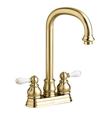 American Standard 2770.712.099 Hampton Bar Faucet - Polished Brass