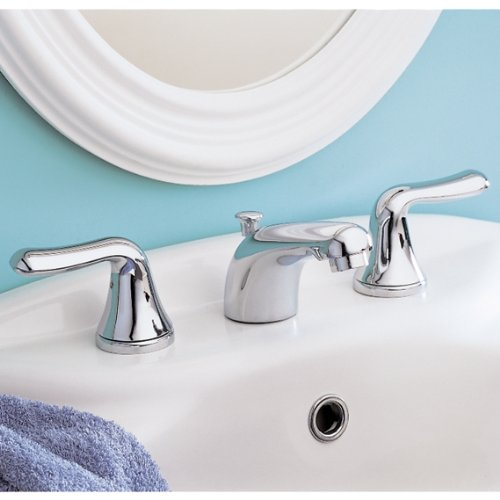 American Standard 3875.501.002 Colony Soft Widespread Lavatory Faucet - Chrome