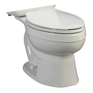 American Standard 3892.016.020 Titan Pro Right Height Elongated Toilet Bowl Only - White