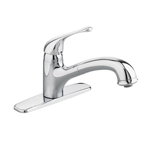 American Standard 4175.100.002 Colony Soft Pull-Out Kitchen Faucet - Chrome