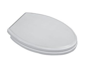 American Standard 5214.110.020 Town Square Luxury Elongated Toilet Seats - White
