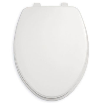 American Standard 5324.019.020 Rise and Shine Elongated Toilet Seat and Cover - White