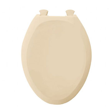 American Standard 5325.010.021 Champion Elongated Slow Close Toilet Seat - Bone
