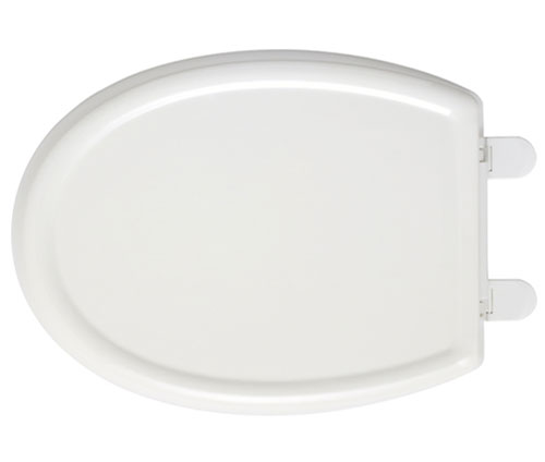 Sensational American Standard 5350 110 020 Cadet 3 Elongated Slow Close Toilet Seat With Everclean Surface White Squirreltailoven Fun Painted Chair Ideas Images Squirreltailovenorg