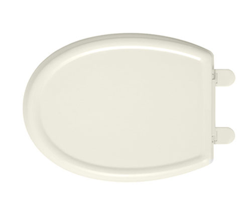 American Standard 5350.110.222 Cadet 3 Elongated Slow Close Toilet Seat with EverClean Surface - Linen
