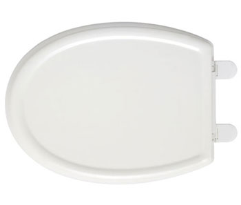 American Standard 5350.110.020 Cadet 3 Elongated Slow Close Toilet Seat with EverClean Surface - White
