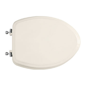 American Standard 5725.064.222 Standard Collection Elongated Toilet Seat - Linen