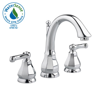 American Standard 6028.801.002 Dazzle Widespread Lavatory Faucet - Chrome