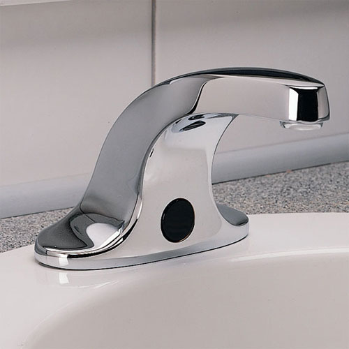 American Standard 6055.205.002 Innsbrook DC Version Electronic Proximity Lavatory Faucet - Chrome
