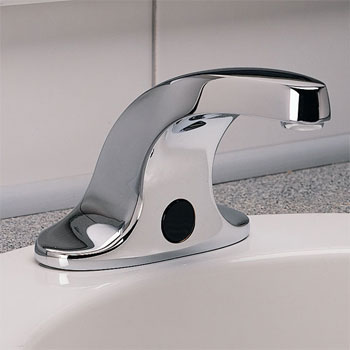 American Standard 6055.202.002 Innsbrook DC Version Electronic Proximity Lavatory Faucet - Chrome