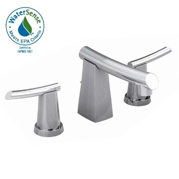 American Standard 7010.801.075 Green Tea Widespread Lavatory Faucet - Stainless Steel (Pictured in Chrome)