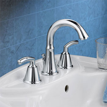 American Standard 7038.801.002 Tropic Widespread Bathroom Faucet - Chrome