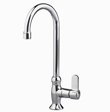 American Standard 7100.241H.295 Heritage Pantry/Bar Faucet - Satin Nickel  (Pictured in Chrome)