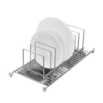American Standard 7352.100.340 Culinaire+ Collection Small Dish Rack