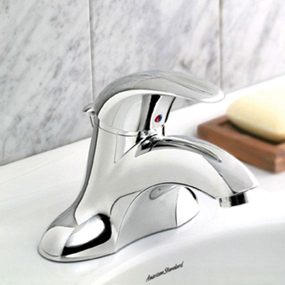 American Standard 7385 004 002 Reliant 3 Single Control Centerset Lavatory Faucet