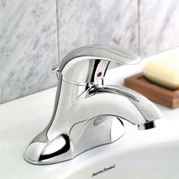 American Standard 7385.004.002 'Reliant 3' Single Control Centerset Lavatory Faucet - Chrome