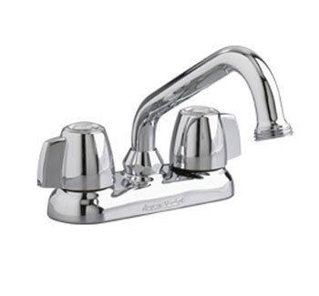 American Standard 7573.140.002 Two-handle Laundry Faucet - Chrome