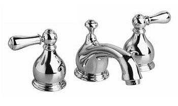 American Standard 7871.732.002 Hampton Widespread Lavatory Faucet - Chrome