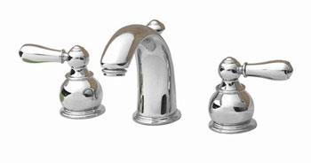 American Standard 7881.732.002 Hampton Widespread Lavatory Faucet - Chrome