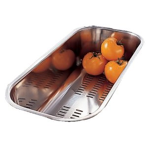 American Standard 8130.100.075 Culinaire+ Collection Stainless Steel Colander