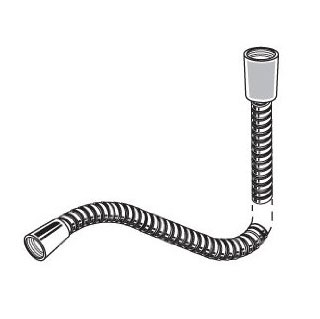 American Standard 8888.016.002 Non Metallic Hand Shower Hose - Chrome
