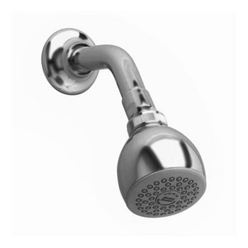 American Standard 8888.074.075 Easy Clean Showerhead - Stainless Steel