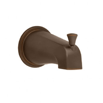 American Standard 8888.730.224 Portsmouth Slip On Diverter Tub Spout - Oil Rubbed Bronze