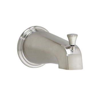 American Standard 8888.730.295 Portsmouth Slip On Diverter Tub Spout - Satin Nickel
