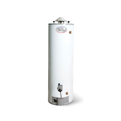 American Standard GN50T-2-3-6 50 Gallon Tall High Efficiency Ultra Low NOx Natural Gas Water Heater