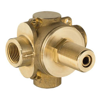 American Standard R420 Two Way In-Wall Rough Diverter Valve