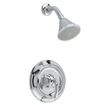 American Standard T038.501.295 Tropic Shower Trim Kit Only - Satin Nickel (Pictured in Chrome)