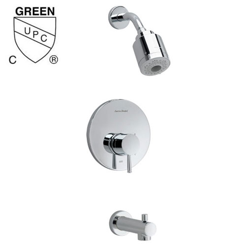 American Standard T064.508.002 Serin FloWise Bath/Shower Trim Kit - Chrome