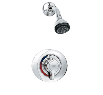 American Standard T372.120.002 Colony Shower Only Trim Kit - Chrome