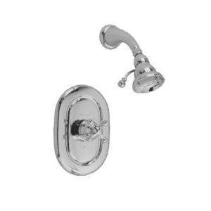 American Standard T373.521.295 Enfield Shower Only Trim Kit  - Satin Nickel (Pictured in Chrome)