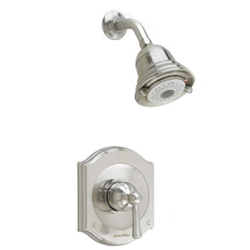 American Standard T415.501.295 Portsmouth FloWise Shower Only Trim Kit - Satin Nickel