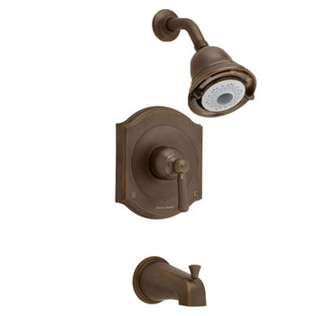 American Standard T415.502.224 Portsmouth FloWise Bath/Shower Trim Kit - Oil Rubbed Bronze