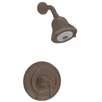 American Standard T420.501.224 Portsmouth FloWise Shower Only Trim Kit - Oil Rubbed Bronze