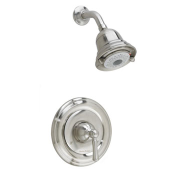 American Standard T420.501.295 Portsmouth FloWise Shower Only Trim Kit - Satin Nickel