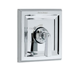 American Standard T555.500.295 Town Square Shower Valve Only Trim Kit - Satin Nickel (Pictured in Chrome)