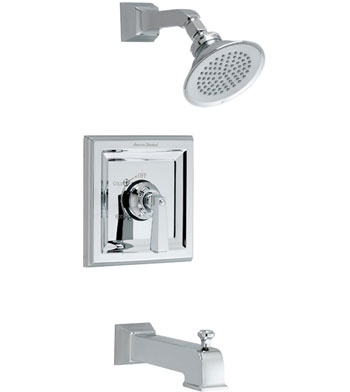 American Standard T555.502.002 Town Square Bath/Shower Trim Kit - Chrome