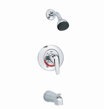 American Standard T675.502.002 Colony Soft Bath/Shower Trim Kit - Chrome