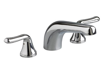 American Standard T975.500.002 Colony Soft Deck-Mount Tub Filler Trim Kit - Chrome