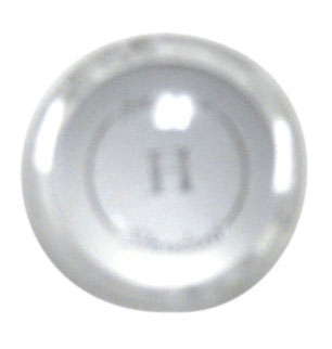 American Standard M950144-0070A Colony Acrylic Knob Index Button Hot