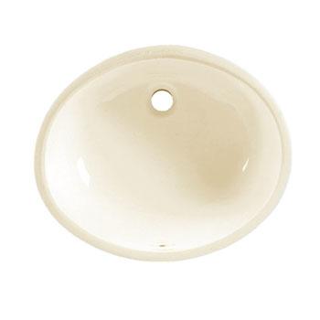 American Standard 0496.221.222 Ovalyn Undercounter Sink - Linen