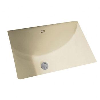 American Standard 0614.000.222 Studio Undercounter Lavatory Sink - Linen