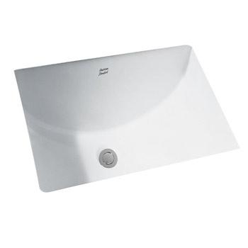 American Standard 0618.000.020 Studio Undercounter Lavatory Sink - White