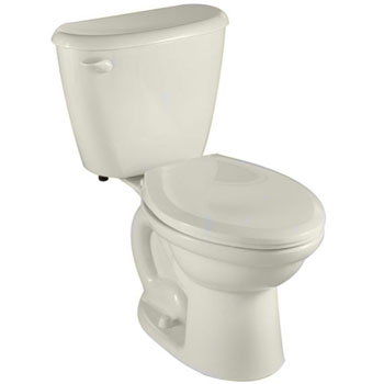 American Standard 2435.012.222 Colony FitRight Elongated Toilet - Linen