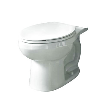 American Standard 3063.001.020 Evolution 2 Elongated Toilet Bowl - White