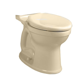American Standard 3195A.101.021 Champion PRO Right Height Elongated Toilet Bowl Only - Bone