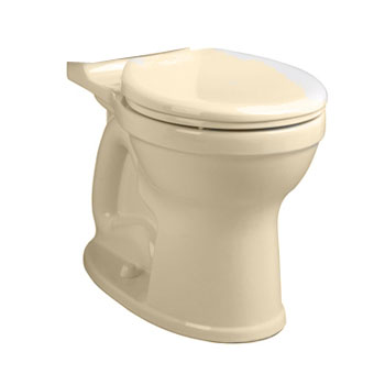 American Standard 3195B.101.021 Champion PRO Right Height Round Toilet Bowl Only - Bone
